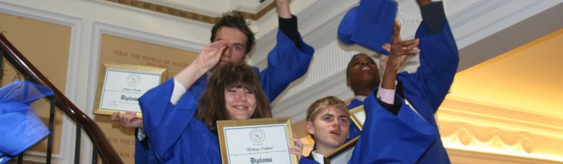 Graduation From Centre Academy