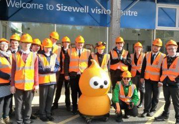 Sizewell B GCSE Trip